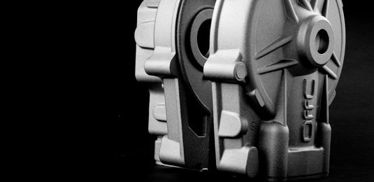 fusione alluminio per motocicli