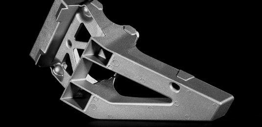 fusione alluminio settore sicurezza